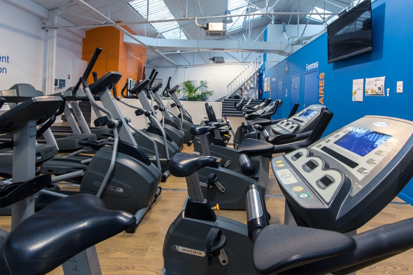 image salle club fitness